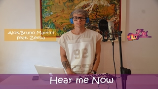 Baixar Hear Me Now by Alok, Bruno Martini feat. Zeeba | Thiago Montagnini Cover