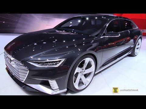 2016 Audi Prologue Avant Concept - Exterior Walkaround - 2015 Geneva Motor Show