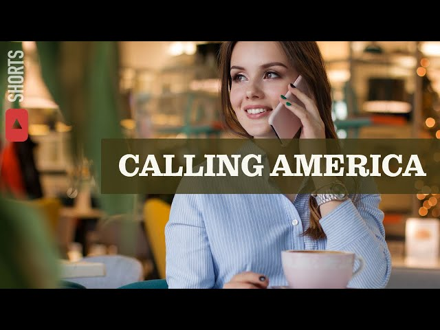 Travel #Shorts - Your American PHONE NUMBER!