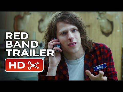 American Ultra Official Red Band Trailer (2015) - Jesse Eisenberg Stoner Comedy HD