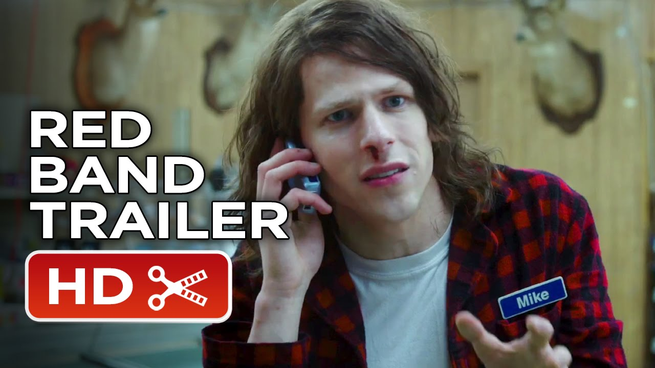 Download American Ultra Official Red Band Trailer (2015) - Jesse Eisenberg Stoner Comedy HD