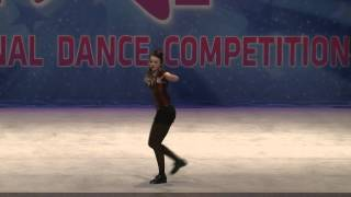 2015 Anna tap solo at KAR