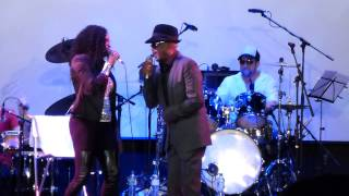 Leon Ware featuring Vanessa Haynes - Why I came to California - Live in London 2013
