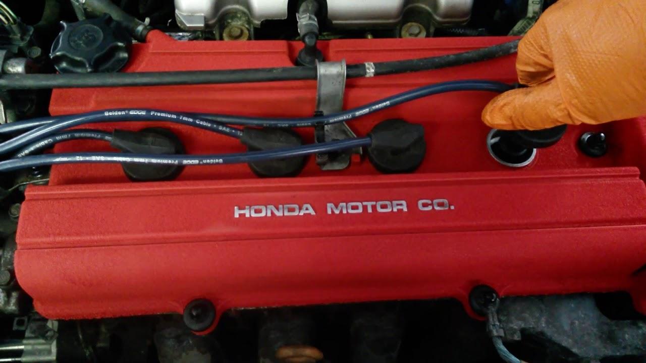 P1399 Misfire Solution 2000 Honda CRV
