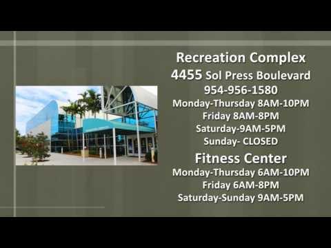 City of Coconut Creek Recreation Complex 4455 Sol Press Blvd