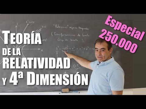 ¿Es el tiempo la 4ª dimensión?
