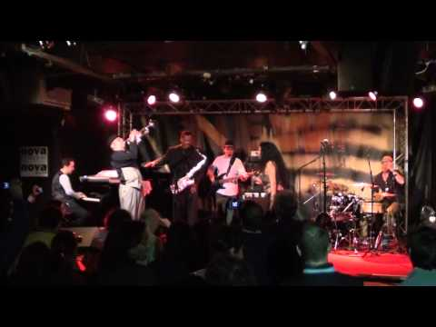 """Tom Browne Feat- Ronnie Laws -""""Funkin' for Jamaica """" Live in Paris @ New Morning 2011"""