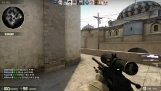 [CS : GO] Dust 2 AWP ACE !! Resimi