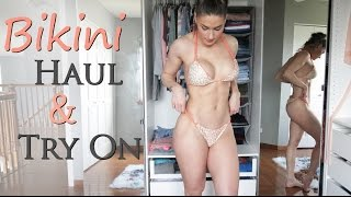 Zaful Bikini Haul Try On's and Honest Opinion Vlog 93