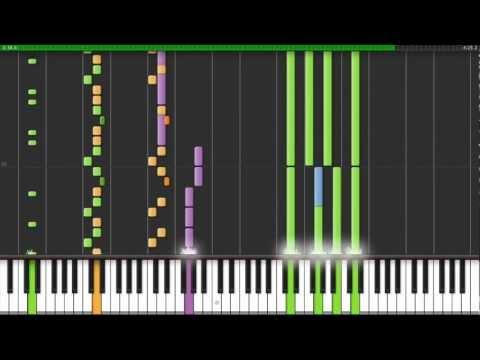 [PIANO] Rammstein - Engel