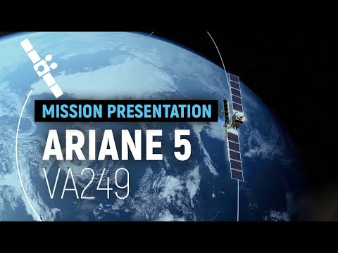 Arianespace Flight VA249  Intelsat 39 Presentation