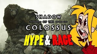 SHADOW OF THE COLOSSUS: Hype & Rage Compilation