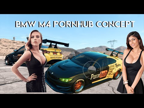 Pornhub Bmw M4 GTS Customize - Need For Speed Payback