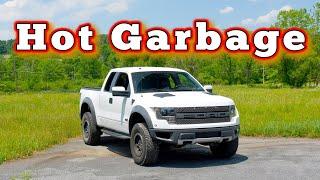 homepage tile video photo for 2014 Ford F-150 SVT Raptor: Regular Car Reviews