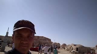 Тунис.  Места съемок звездных воин 1 эпизод
