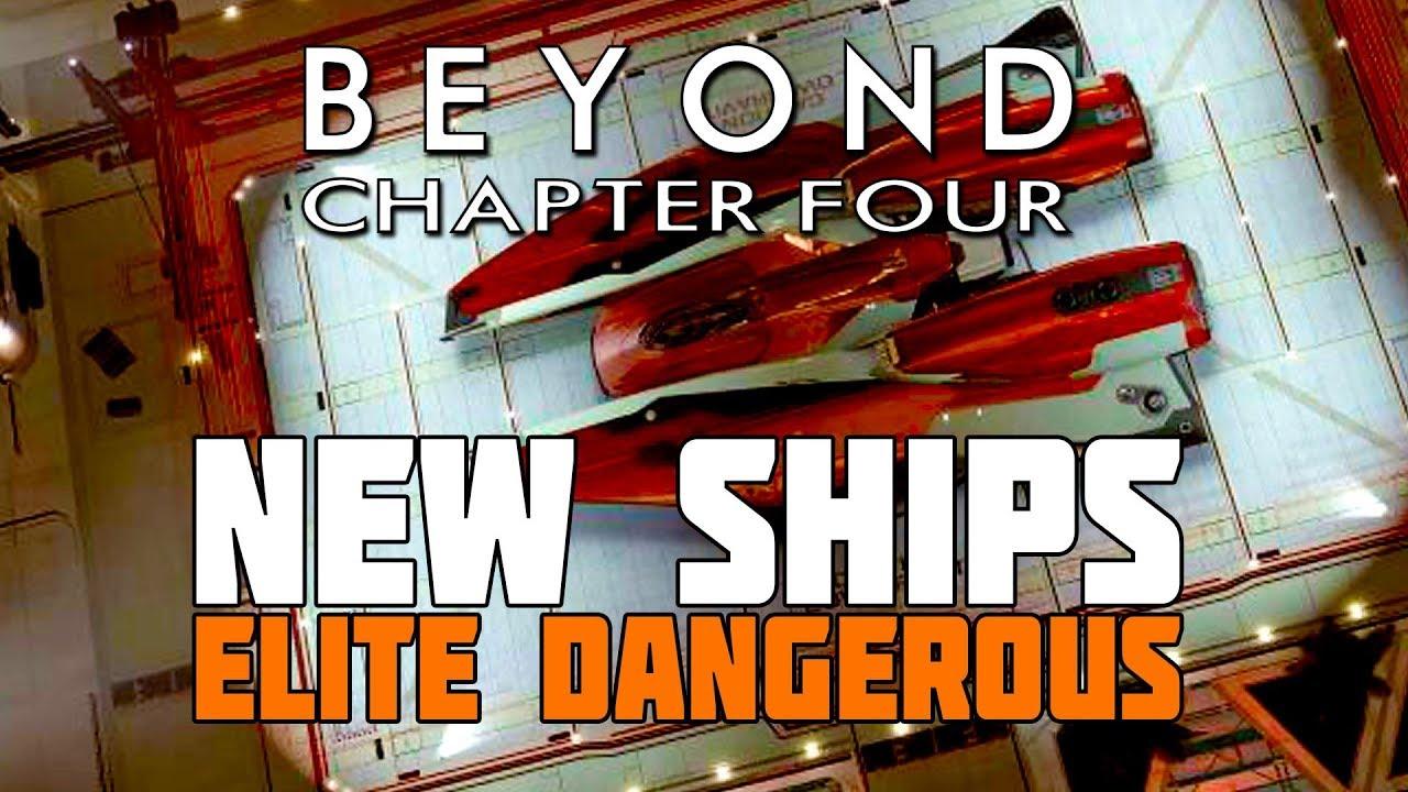 Elite Dangerous - New Ships Krait Phantom and Mamba First Look - Plus  Mining Problems