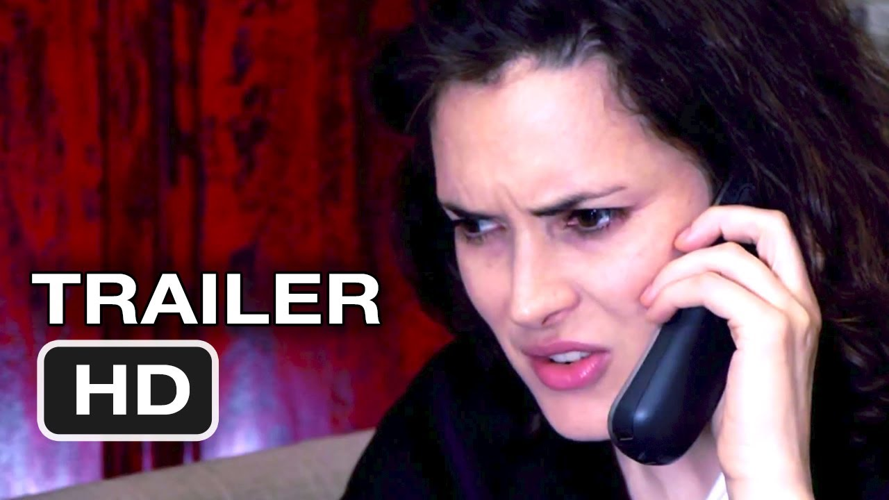 The Letter Official Trailer #1 (2012)   James Franco, Winona Ryder