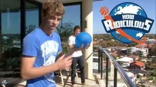 12th Story Water Balloon Headshot - How Ridiculous