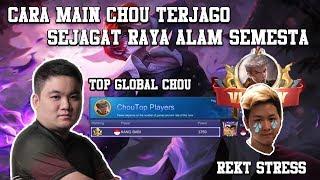 JADI TOP GLOBAL 1 CHOUU!!! DONKEY BUKTIKAN KE REKT SALAH TIDAK MEMBAWANYA KE EVOS!!!WKWKWKWKWKWKW