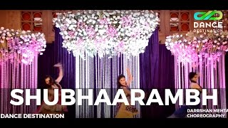 Dance On Shubharambh, Bollywood Dance Choreography Video, Dance Cover New Song, Darshan Mehta Dance,