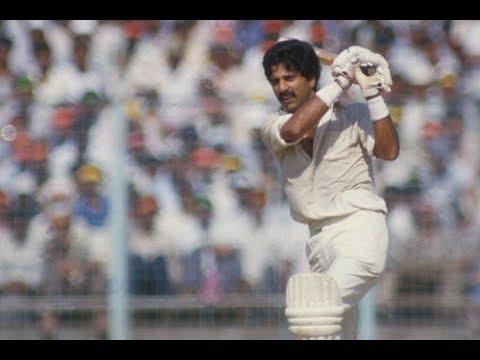 Krishnamachari Srikkanth 60 from 60 vs Aus | Vintage Cricket - YouTube