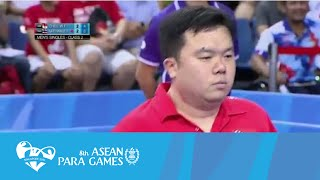 Baixar Table Tennis:Men's Singles (Class 2)  Finals (Day 5) | 8th ASEAN Para Games 2015