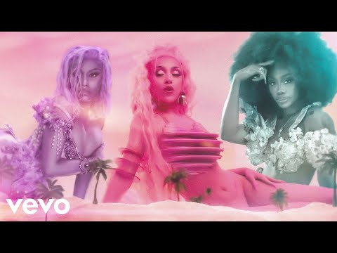 Doja Cat – Kiss Me More (feat. Nicki Minaj & SZA) [MASHUP]