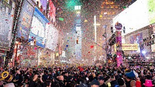 The best New Year's Eve 2020 celebrations and fireworks from around the world