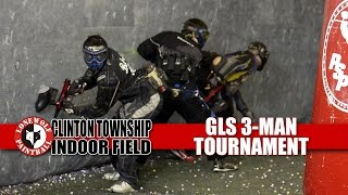 2016 gls event 1 great lakes series 3 man tournament gopro lone wolf paintball michigan