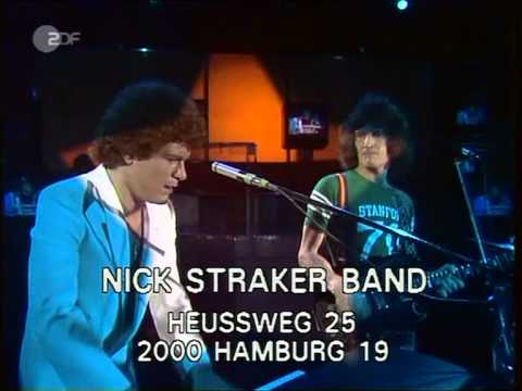Nick Straker Band - A Walk in the Park (Live) HQ