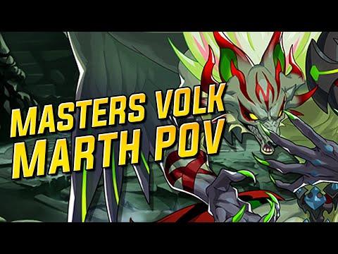 Masters Volk: Marth POV Clear (03:08) | Dragalia Lost