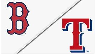 Boston red sox vs texas rangers   full game highlights 5/3/18