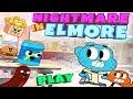 The Amazing World of Gumball - Nightmare in Elmore [Neighborhood] - Part 1 Cartoon Network