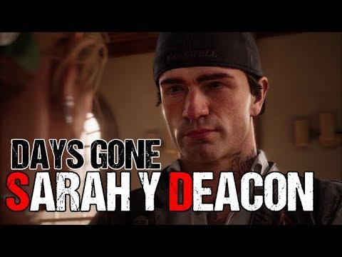 DAYS GONE | LA BODA DE SARAH Y DEACON | PS4