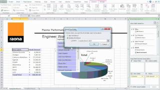 Microsoft Sharepoint 2010 Insights - Excel Services 2010 Demo (Part 1)