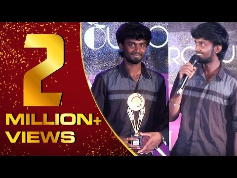 Kalakka Povathu Yaaru Dheena Live Prank Call at Glamourogue Award