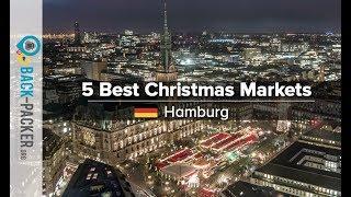5 Best Christmas Markets in Hamburg, Germany