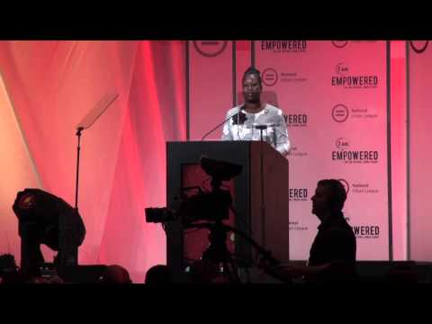 Sybrina Fulton addresses National Urban League