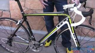 Bike Dealer Camp 2011 - GT Bicycles 2012 GTR Road Bike