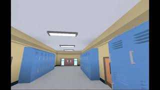 Roblox Animation: A Crazy EF0 Tornado Hits The School!