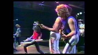 Saga - Humble Stance Live French TV Show - 1982