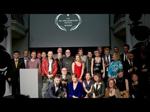 THE ART & OLFACTION AWARD 2017 Ceremony | Tommelise