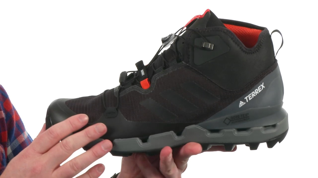 64ec4d3612790 adidas Outdoor Terrex Fast GTX-Surround SKU 8809238 - YouTube
