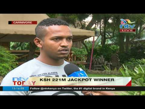 SportPesa 41 million shillings bonus winner on his future plans
