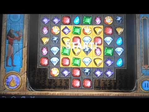 Jewel Saga Android game gameplay in HD