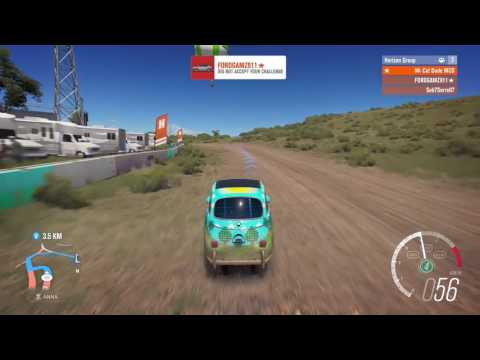 Forza Horizon 3 | I BEAT MY FRIEND IN THE BMW BUBBLE CAR!!