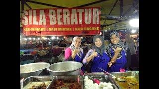 Uncle Best/Akhbar Fried Chicken | Mokku Masakan Kelantan | Pasar Malam Taman Melawati Pt. 1