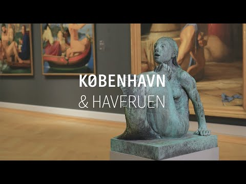 Digital omvisning: Kunstrejse til København