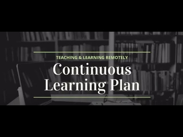 BHS Continuous Learning Update- 2248