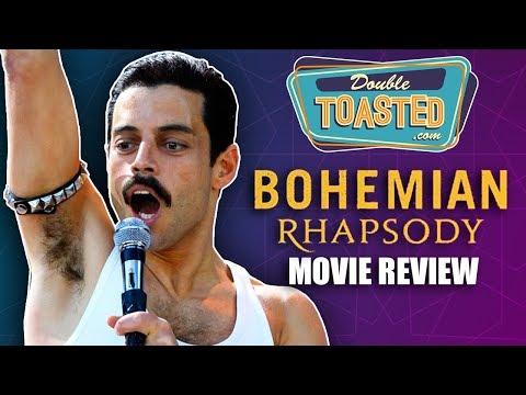 BOHEMIAN RHAPSODY MOVIE REVIEW 2018